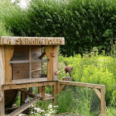 Le jardin botanique de la Presle...