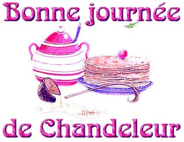 La Chandeleur.