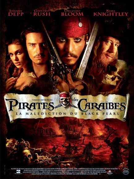 PIRATES DES CARAIBE