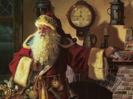 La légende des guirlandes de Noël
