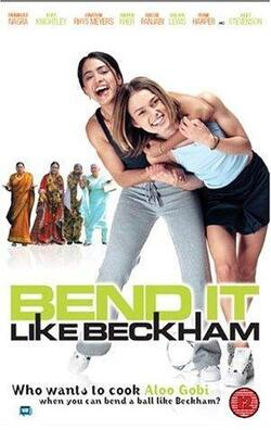 "Poster 2 ""Bend it like Beckham"""