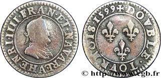 Un enfant de 5 ans trouve une pièce de monnaie datant du XVIIème siècle...