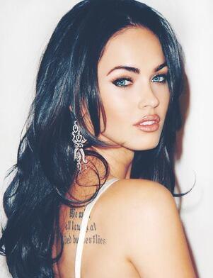 actress, beautiful, beauty, black hair
