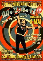 Convention de disques - Limoges