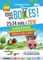 Tous en bottes ! Thun-Saint-Amand les 23 & 24 avril