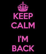 De retour
