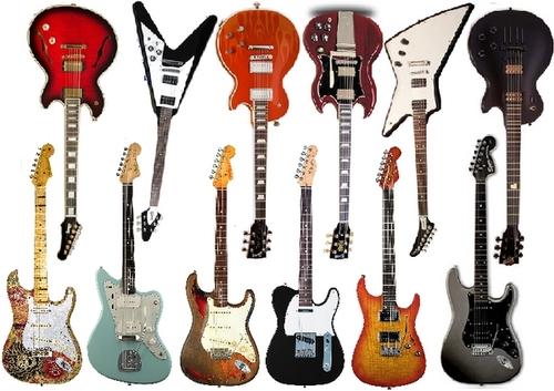image de la guitare