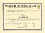 Sophrologue RNCP Dijon