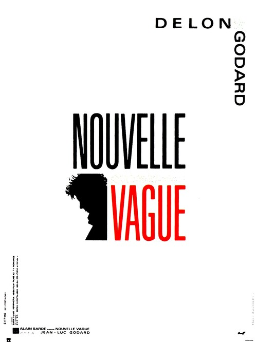 NOUVELLE VAGUE -  ALAIN DELON BOX OFFICE 1990