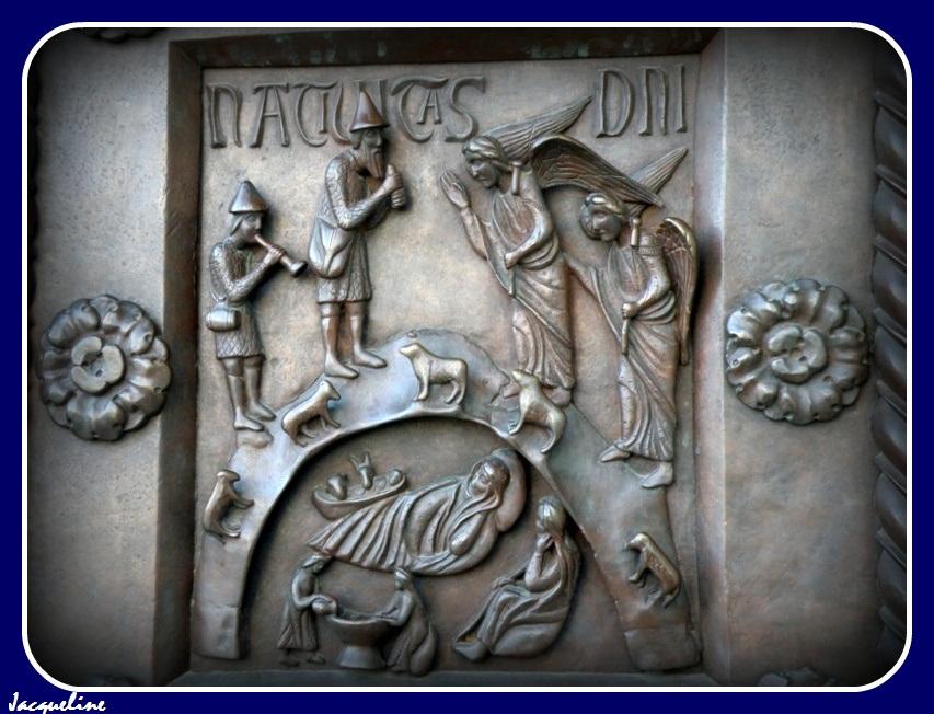 porte du dome de Pise