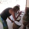 Mali Campement Kangaba Atelier djembé