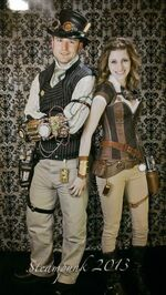 -- Le monde des Steampunks --