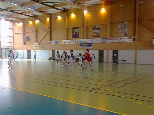 Match de handball