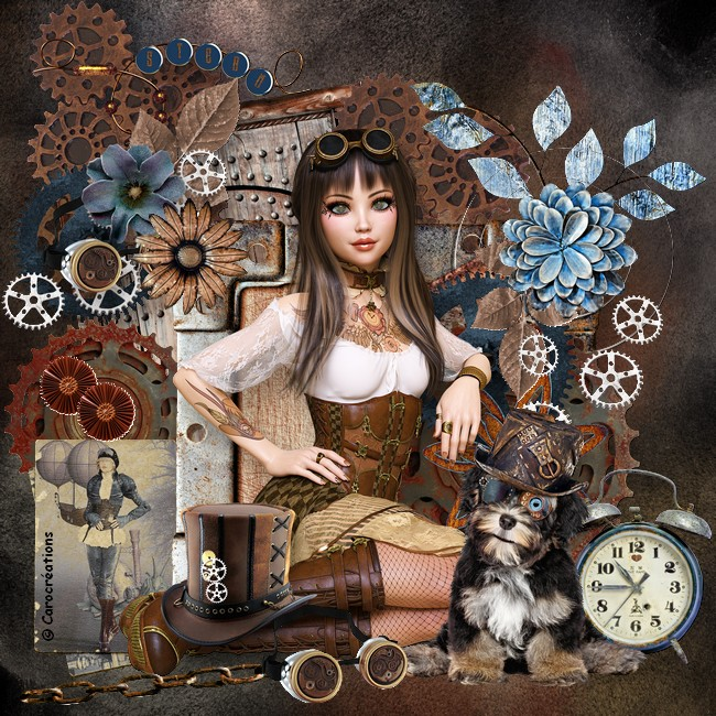steampunk dream