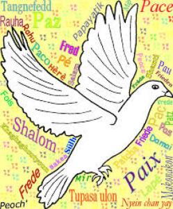 Résultats de recherche d'images pour «La Paix soit avec vous !»