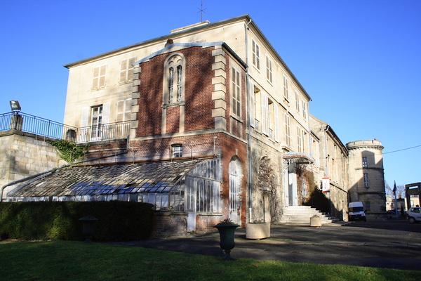 Creil. Le musée Gallé