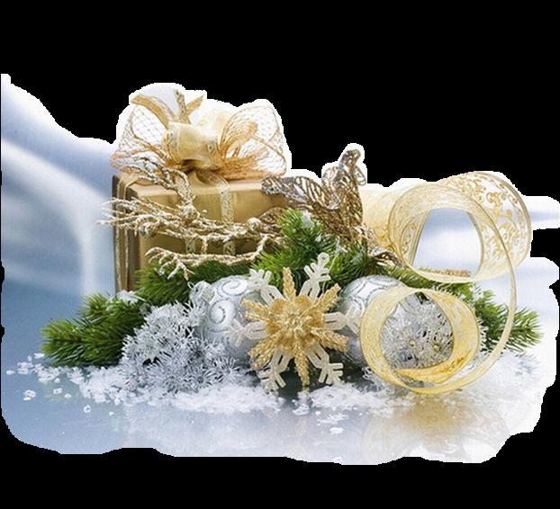 Mes Tubes Ambiance de Noël Série 1