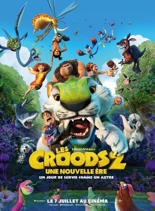 Découvrez la bande-annonce de Les Croods 2 : une nouvelle ère - Le 7 juillet 2021 au cinéma