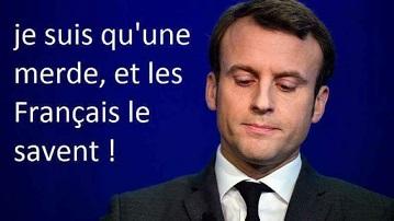 Société voulue par Macron ? le peuple peut crever ...