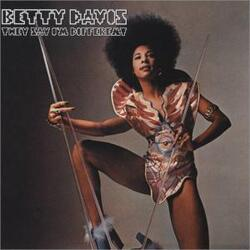 Betty Davis - They Think I'm Different - Complete LP