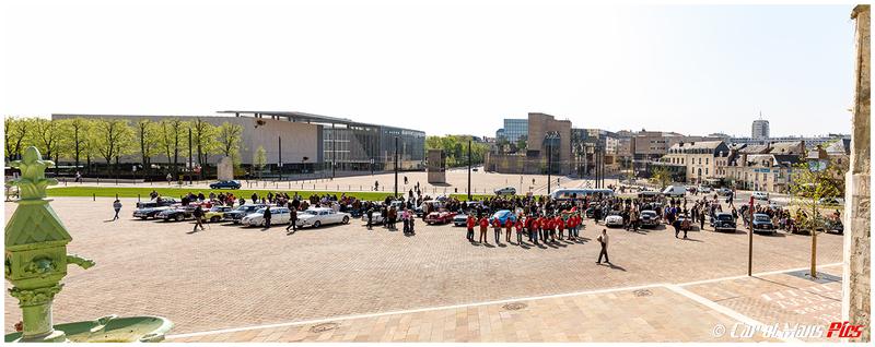 Rallye Tintin au Mans
