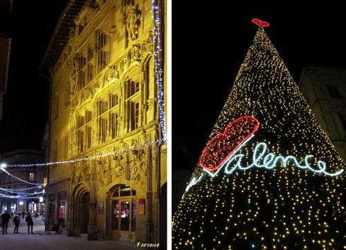 Valence s'illumine - 1