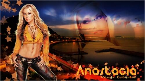 Anastacia - Fond d'écran