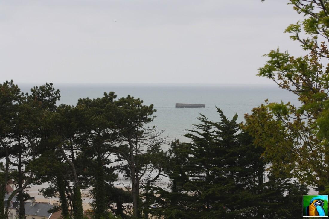 Normandie mai 2017 ARROMANCHES