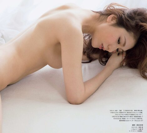 Magazine : ( [FRIDAY] - 12/10/2018 - Asuka Saito, Yui Imaizumi, Umi Miura & Yuki Kamifuku )