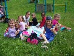 Das Picknick der GS