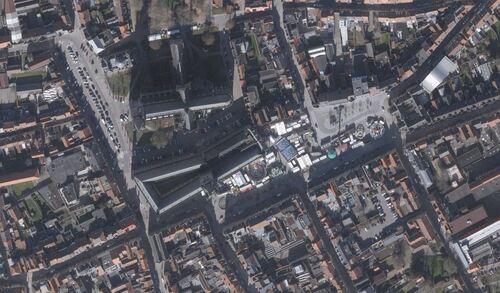 Ypres - centre ville (geo.be)
