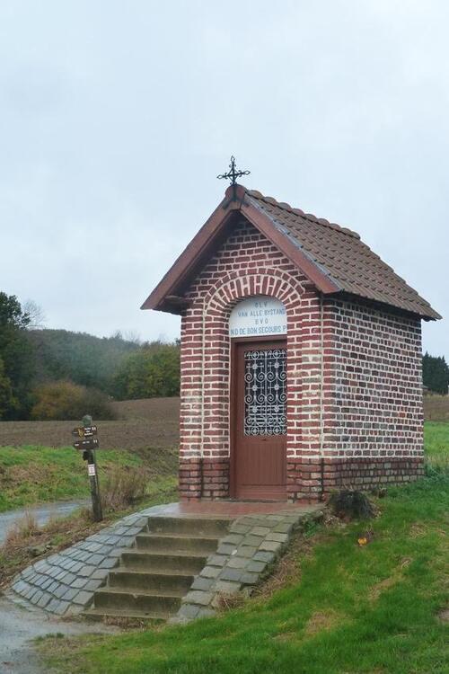 Chapelle de  Saint Jans Cappel