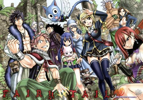 Animé Fairy tail saison 3