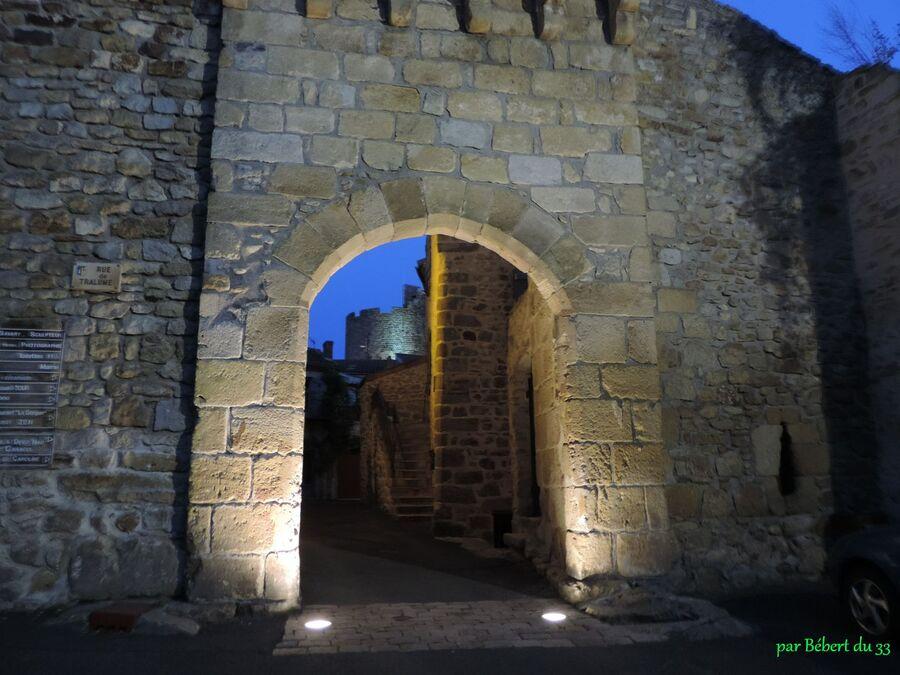 Montpeyroux - le soir -4