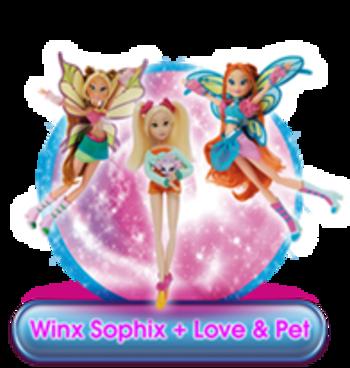 Winx Sophix + Love & Pet