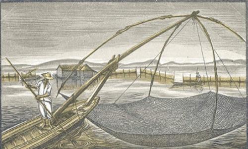 Vasso Katraki, gravures * Βάσω Κατράκη