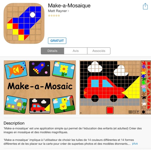 [Appli] Make a Mosaic
