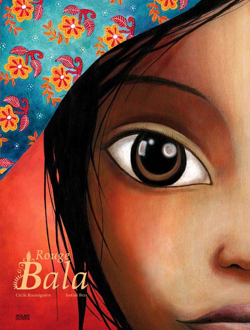 Salon du Livre de Tulle J-7 : Rouge Bala de Cécile Roumiguière
