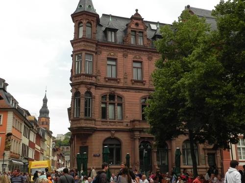 Heidelberg et son château romantique en Allemagne (photos)
