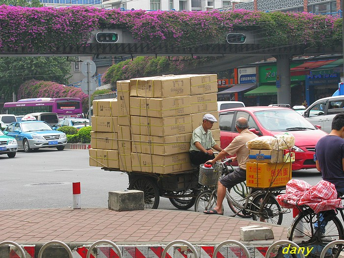 Chine 2013- les vélos
