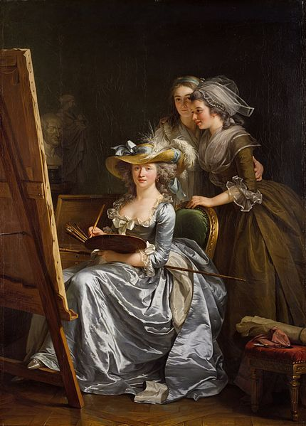 File:Labille-Guiard, Self-portrait with two pupils.jpg