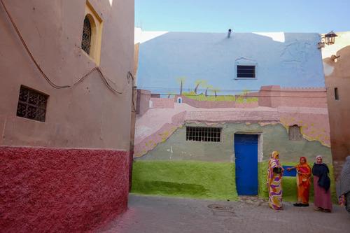 Tiznit - Ses ruelles colorées