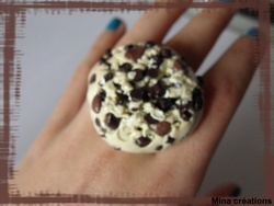 Bague Maxi cookie