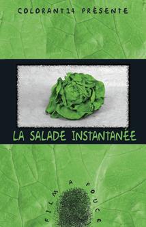 Salade instantanée colorant 14