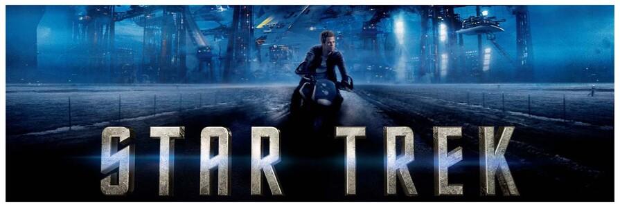 STAR TREK ( 11 ) : La plus grande odyssée spatiale de tous les temps voit le jour dans le nouveau Star Trek, mettant en scène le premier voyage d'un tout nouvel équipage à bord de l'U.S.S. Enterprise, le vaisseau spatial le plus sophistiqué de l'histoire. Dans ce périple semé de dangers, d'action et d'humour, les nouvelles recrues doivent tout faire pour empêcher le plan diabolique d'un être maléfique menaçant l'humanité toute entière dans sa quête de vengeance. Le sort de la galaxie est entre les mains de deux officiers que tout oppose : d'un côté, James Kirk, originaire de la rurale IOWA, tête brulée en quête de sensations fortes, de l'autre, Spock, issu d'une société basée sur la logique et rejetant toute forme d'émotion. Quand l'instinct fougueux rencontre la raison pure, une improbable mais puissante alliance se forme et sera seule en mesure de faire traverser à l'équipage d'effroyables dangers, là où personne n'est encore jamais allé. ... ----- ... Date de sortie 6 mai 2009 (2h 08min) De J.J. Abrams Avec Chris Pine, Zachary Quinto, Eric Bana plus Genres Action, Aventure, Science fiction Nationalité Américain