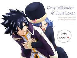 Grey x Jubia