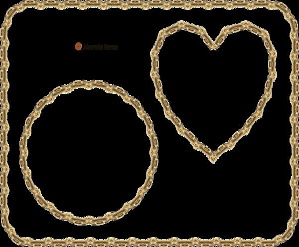 Cadres bijoux or