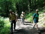 Les randonnées du 20 juin à Grimbosq