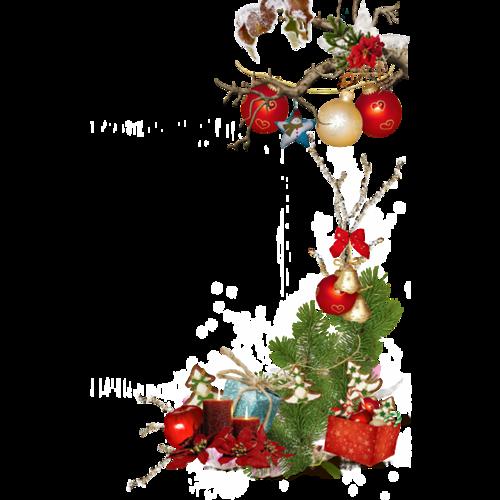 Branches Décorées Série 7