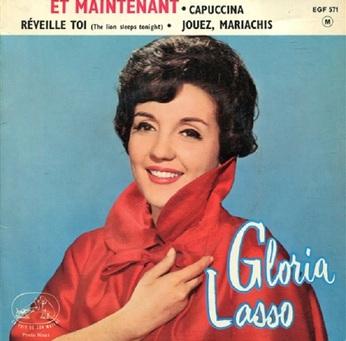 Gloria Lasso, 1961